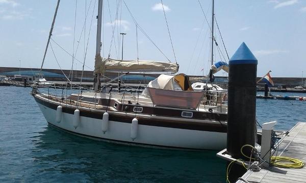 Dehler Ocean Cruiser 37