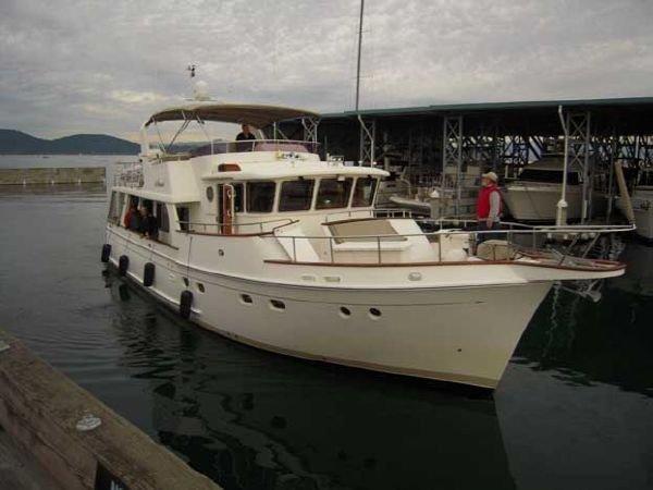 Selene Wide Body Trawler