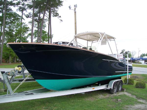Carolina Boat by Sea Island Boatworks 29' Picnic