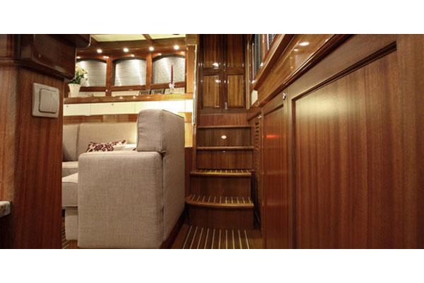 Conrad Classic 58 Interior