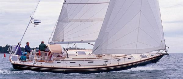 Morris Offshore 44 sloop