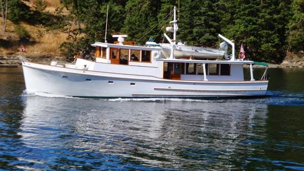 Ed Monk, Sr. Nelson & Hansen Pilothouse Profile