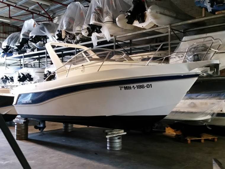 Faeton Yachts Faeton 630 open