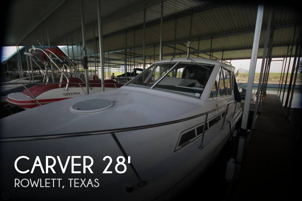 Carver 28 1996 Carver 28 Express Cruiser for sale in Rowlett, TX