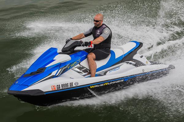 Yamaha WaveRunner FX HO Manufacturer Provided Image
