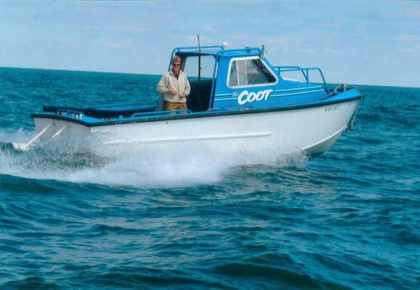 Aluminum Cruiser Aluminum Work Boat / Fishing Boat