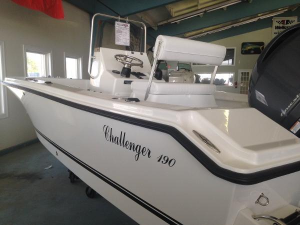 Kencraft 190 Challenger Challenger 190 CC