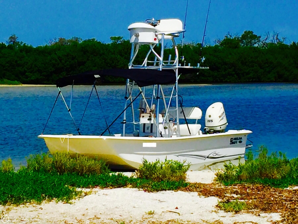 Carolina Skiff 2180 DLX 2015 Carolina Skiff 2180 DLX for sale in Cape Coral, FL