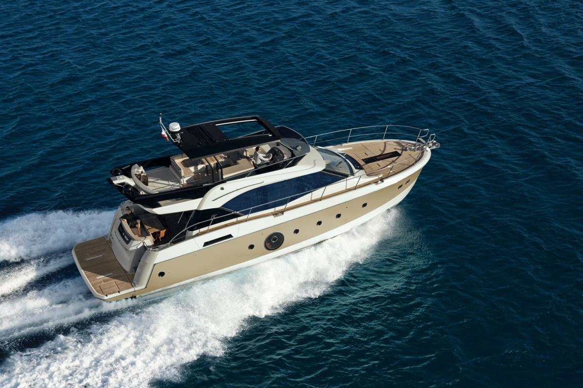 Monte Carlo Yachts MC 6 FLYBRIDGE