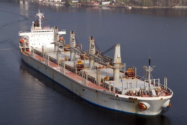 Cargo Panamax B/C