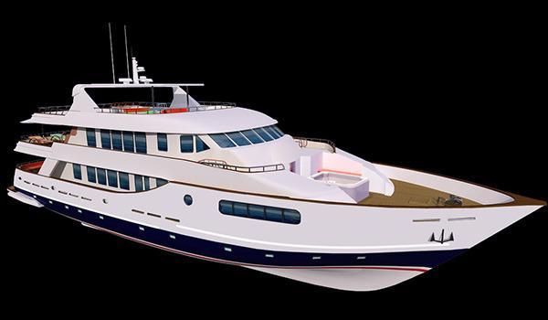 2014 Custom 110' Motor Yacht