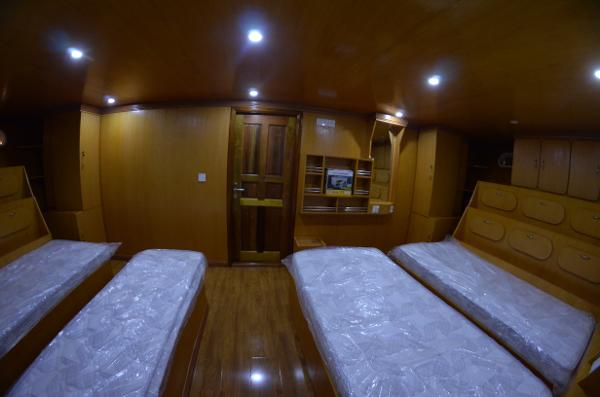 Custom 110 Master Suite