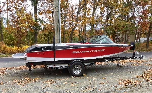 Correct Craft Ski Nautique Open Bow