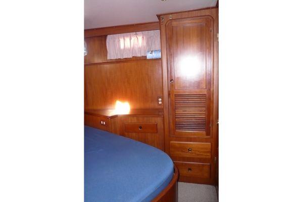Aft cabin locker