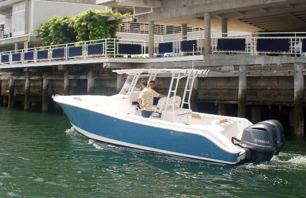 Edgewater 280 CC Sister Ship (Stars & Stripes Blue)