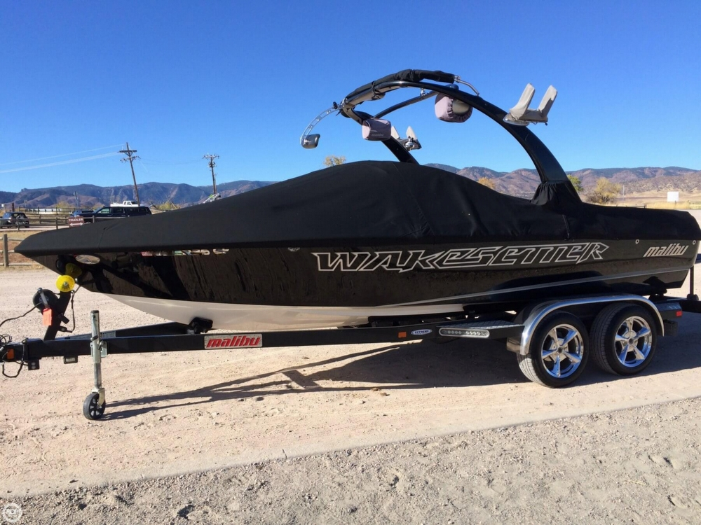 Malibu Wakesetter VLX SE 2007 Malibu Wakesetter VLX SE for sale in Centennial, CO