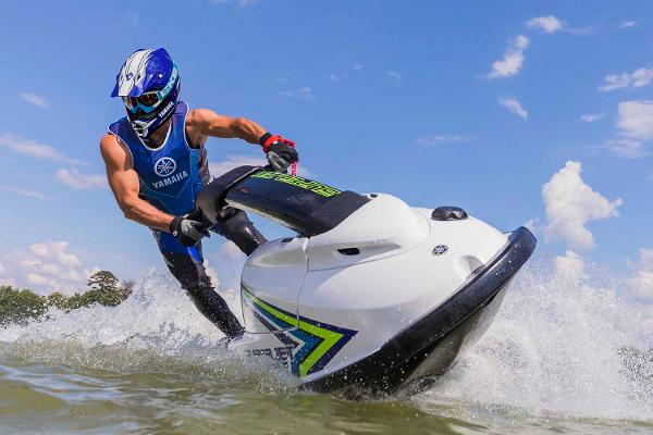 Yamaha Waverunner SuperJet Manufacturer Provided Image