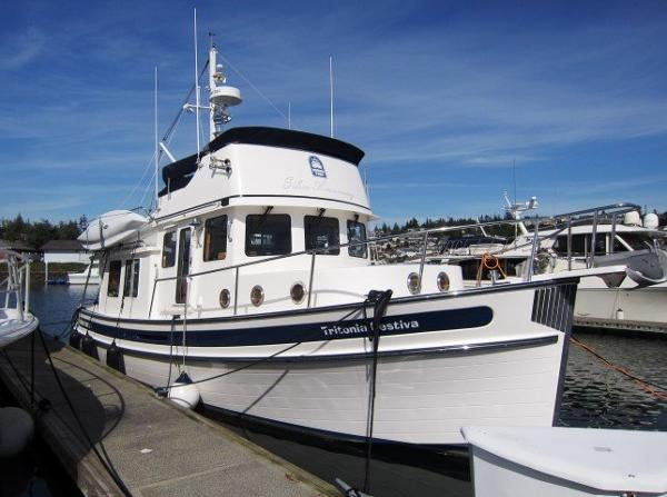 Nordic Tugs 37 Flybridge - Hull # 129 Tritonia Festiva