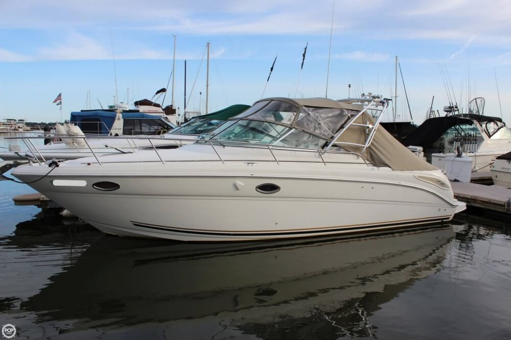 Sea Ray 290 Amberjack 2001 Sea Ray 290 Amberjack for sale in Erie, PA