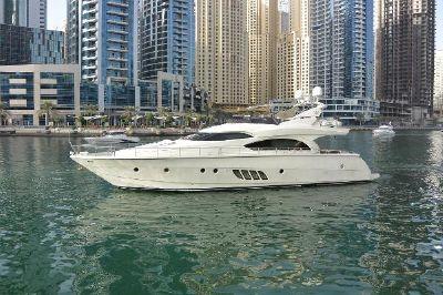 Dominator 68 S Motor Yacht