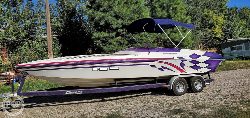 Eliminator Boats 250 Eagle Xp 1998 Eliminator 250 Eagle XP for sale in Layton, UT