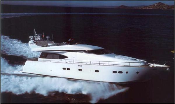 Fipa Italiana Yachts S.r.l. Maiora 20