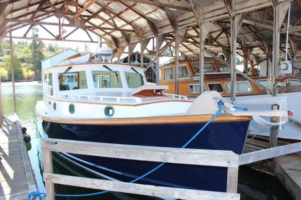 Jarvis Newman Downeast Lobster Yacht