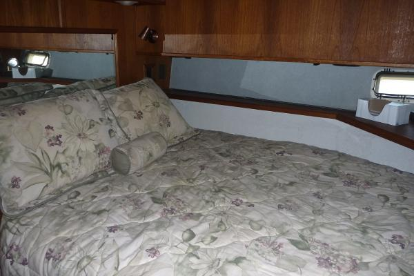Master stateroom port side