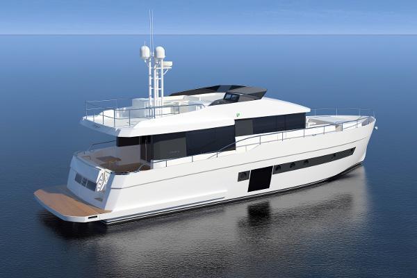 Sundeck Yachts 700
