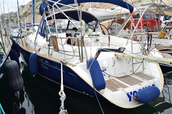 Beneteau Oceanis 461 DSC_0130