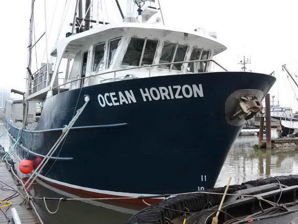 Commercial Longliner, Seiner, Trawler