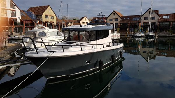 Sargo 31 Explorer Aft Door Sargo 31 Explorer Aft Door for sale