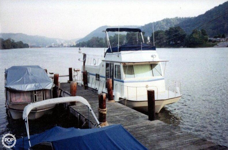 Harbor Master 375 1987 Harbor Master 375 for sale in Aberdeen, OH