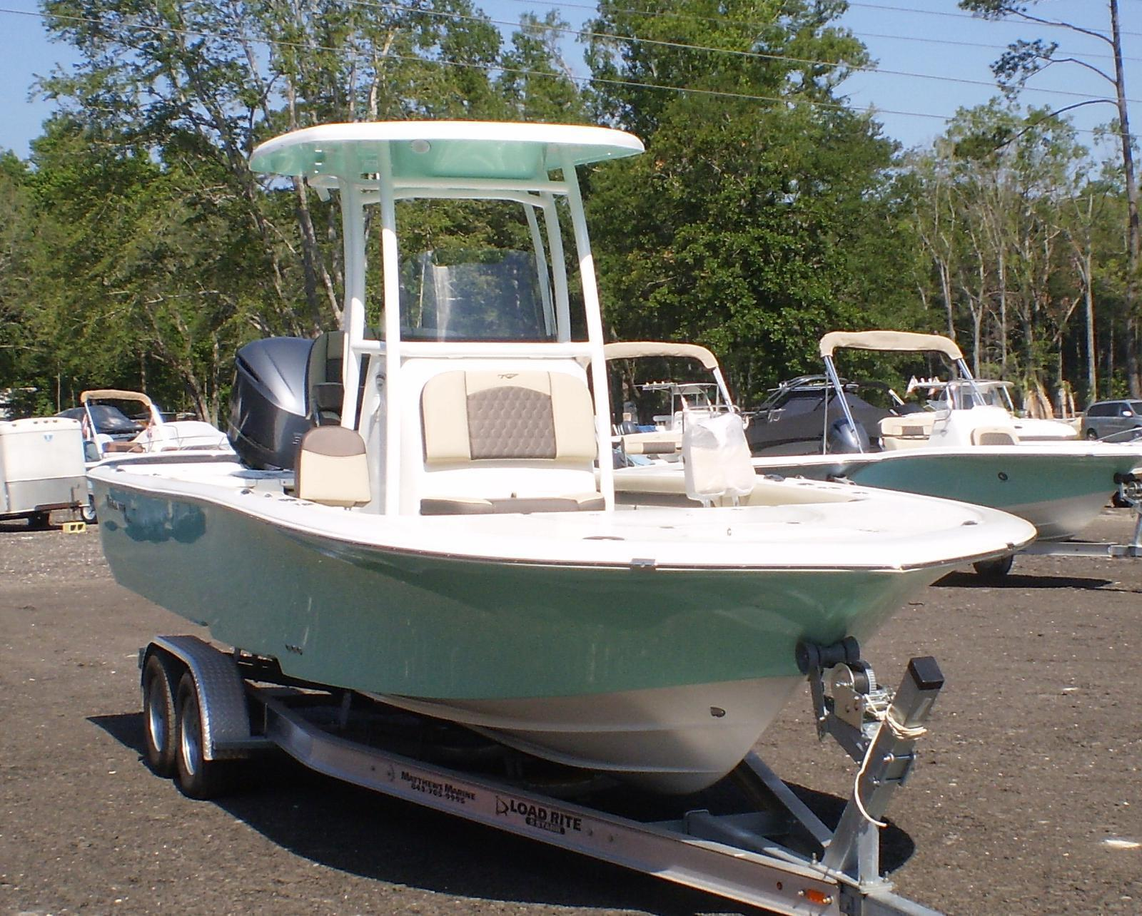 Tidewater 2500 Carolina Bay Custom