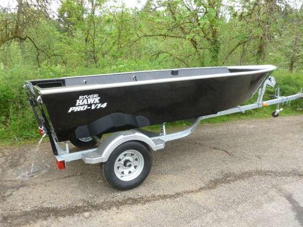 River™ Hawk Boats Pro V14