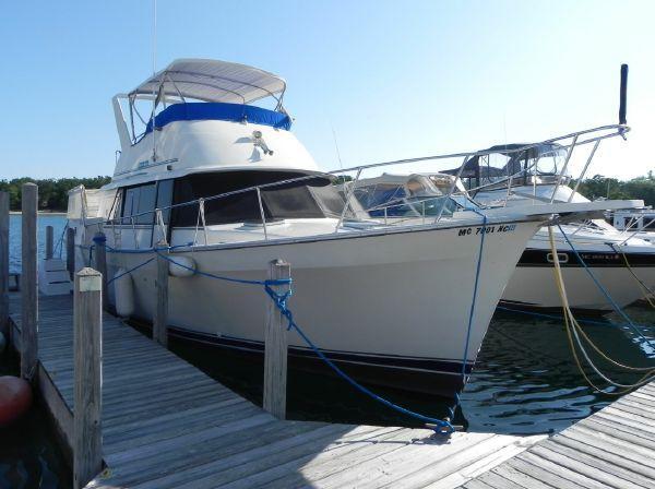 Mainship 40 Double cabin Nantucket