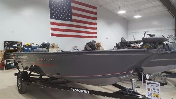 Tracker Pro Guide V 16 T
