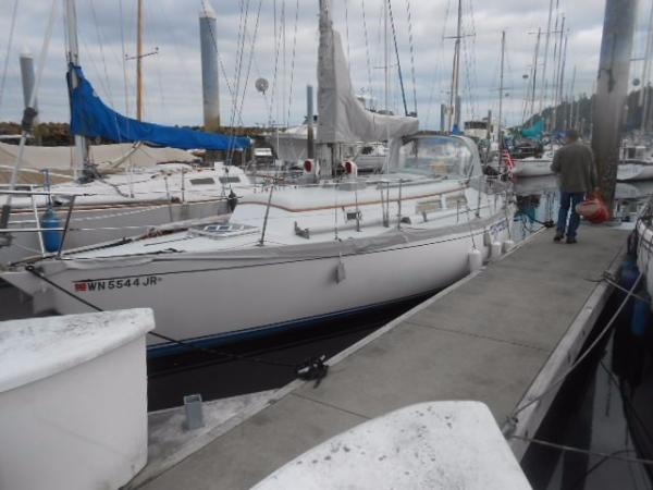 Carter Craft 30 Bluewater Sloop