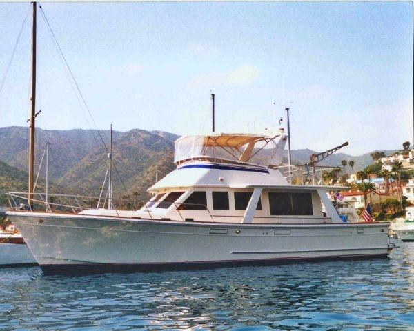 Offshore Sedan