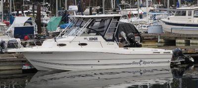 Sea Sport 2744 Walkaround