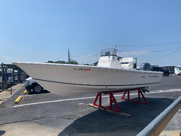 Sea Hunt BX 22 Pro Port Profile