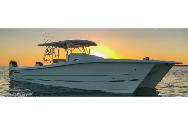 Twin Vee 360 OCEAN CAT Manufacturer Provided Image