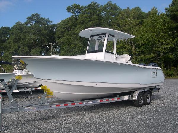 Sea Hunt Gamefish 27 Forward Seat