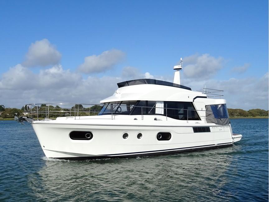 Beneteau Swift Trawler 47 Beneteau Swift Trawler 47 Stock 2020