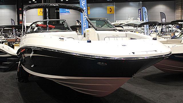 Sea Ray SDX 220