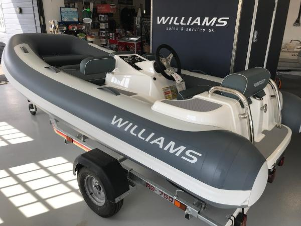Williams Jet Tenders Turbojet 325 80HP