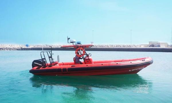 Ocean Craft Marine 9.5M RHIB Professional Search and Rescue