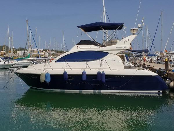 Doqueve 34 motor boat Doqueve 34 for sale