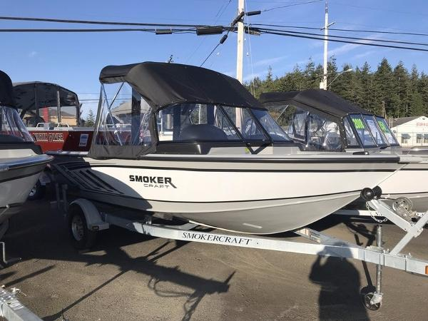 Smoker Craft Osprey 172