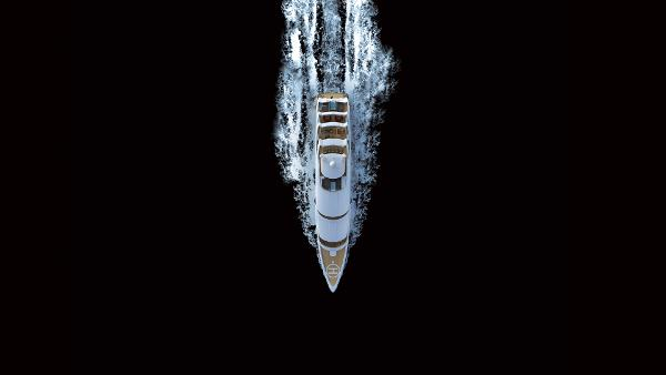 Pride Mega Yachts ILLUSION PLUS
